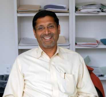 Economist Arvind Subramanian
