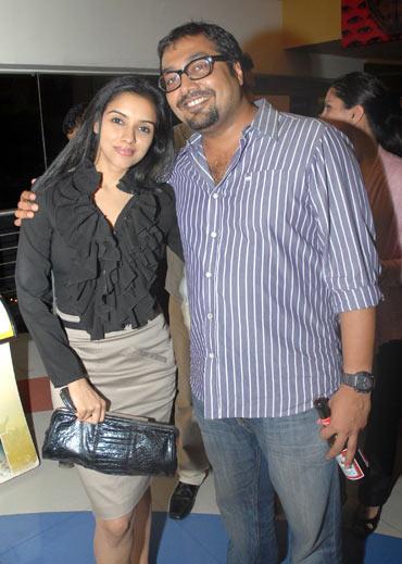 Asin and Anurag Kashyap